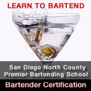Bartending certification classes